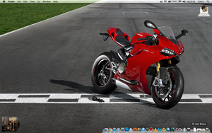 Ducati 1199 Panigale by datboyct