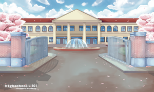 Rousseau Academy - Front by ymirre