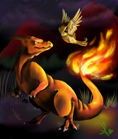 005: Charmeleon by Brecreep