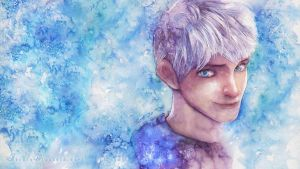 Jack Frost -Wallpaper by AuroraWienhold