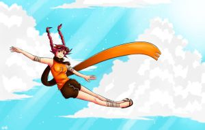Miru in the Sky by Hitotsumami