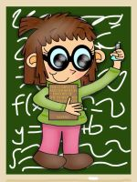 Child Prodigy [The Loud House] by the01angel