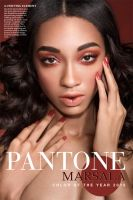 Pantone Color of the Year 2015 Marsala by michellemonique