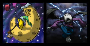 Good Night, Bad Night by LE-the-Creator