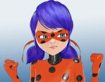 Lady Bug by foxiquie