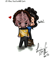 Star Trek TNG: Smile! by Ai-hime