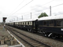 ORIENT EXPRESS 08 DINING CAR 4110 by kanyiko