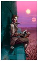 Leia the Starwatcher by Valzonline