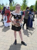 Little sister MCM Expo 2013 by Lady-Avalon