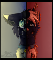 The so not very original Tiny-Scourge art by Kitsuneko00