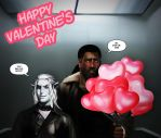 Happy Valentine's Day by LJ-Phillips