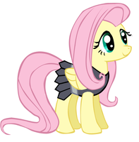 Fluttershy vector2 by Pimey
