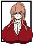Bust Taiga by EscapefromExpansion