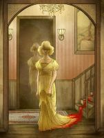 Gossamer Yellow by janey-jane