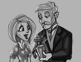 Mrs. Applebottom's Cleaning Spray, Madame? by Caeledonian
