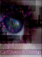 Abstract Eye by CptGolli