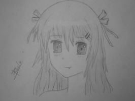 My OC ^w^ by Achirimotedo