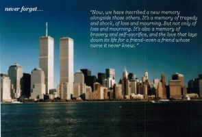 Sept. 11, 2001 by angel401