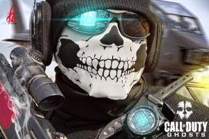 CALL OF DUTY GHOST 2 by faizan47