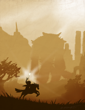 Shadow of the Colossus by playerprophet