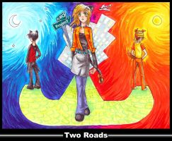 Theme 44 - Two Roads by Firefly-Raye