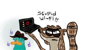 Stupid WI-FI by Ukyduky