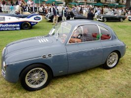 1 of 8 1949 Zagato Fiat 750 MM by Partywave
