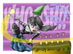 Dark Elf Birthday - WHEE by megawackymax