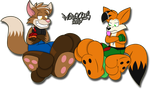 Paw Comparison 2 by Marquis2007