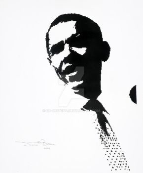 OBAMA  Hope by SD-Designs