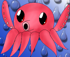 octopus by 222222555555