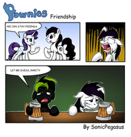 Pownies: Frendship by SonicPegasus