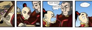 Zuko vs Zhao 5: In your endo by Evilddragonqueen