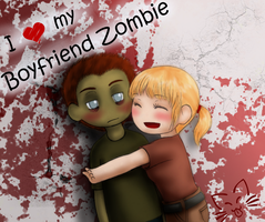I love my Boyfriend Zombie by ChanChanLee