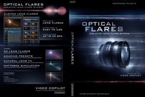 Optical Flares Plugin For Ae by VolkaDesign