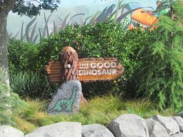 The Good Dinosaur Preview Theater by BigMac1212