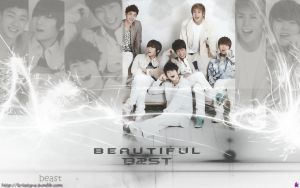 B2st - sparkle by Sweetkrystyna