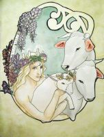 2nd Concentration - Imbolc by TwistedSwans