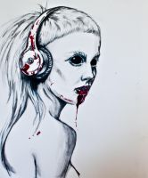 Monster Yolandi by hanayuki