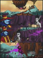 ConQuest of the Promo Comic 1 by GrymmBadger