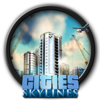 Cities: Skylines Icon by kodiak-caine