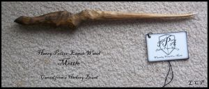 Prop Wand: Mettle by Sathiest-Emperor