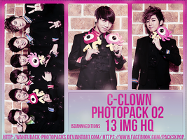 C-CLOWN - PHOTOPACK#2 by WantUBack-Photopacks