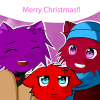 Merry Early Christmas, DreilDream! :D by Boots5301