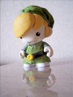 Munny - Link by miss-shelby