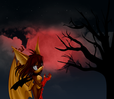 Bloody Moonrise by L0uizer0