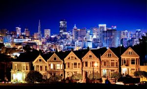 The Painted Ladies by Outspire