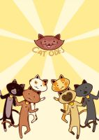 Cat Odes by Corny63