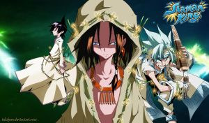 Shaman king by tokajero