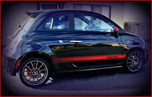 Fiat 500 Abarth by StallionDesigns